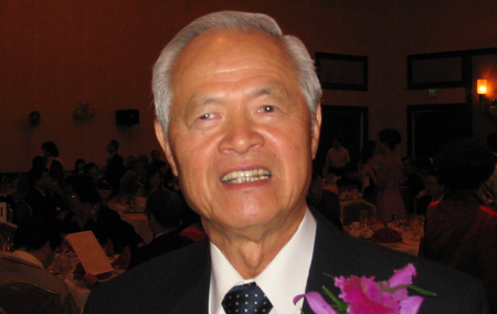 Past president - GEORGE C.L. LIN